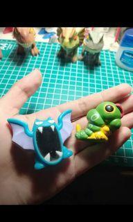 Finger Doll Pokemon Bandai Ori
