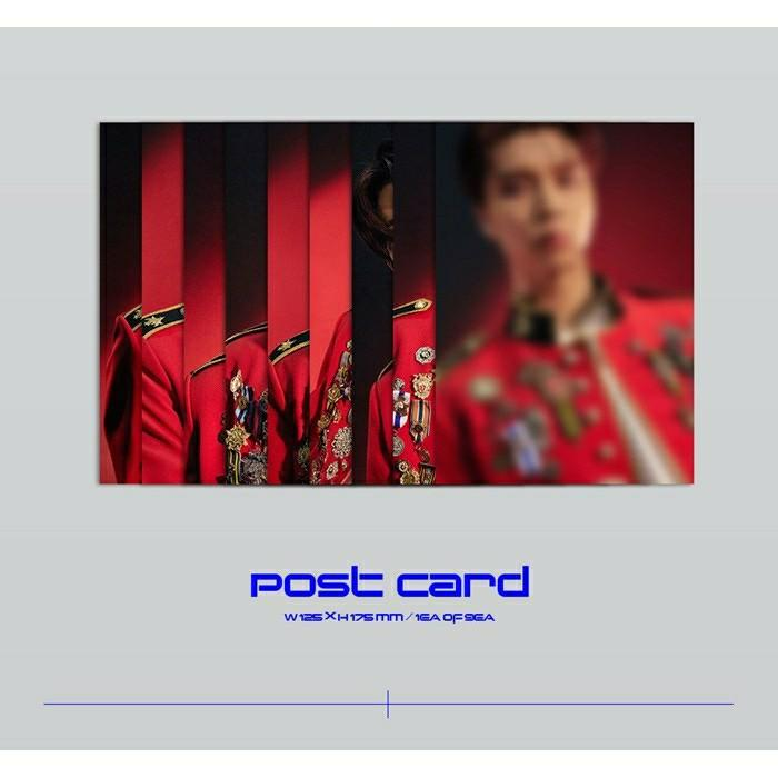 (FREE POSTAGE) [REPACKAGE] NCT 127 - 2ND [Neo Zone: The Final Round]