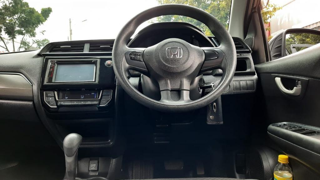 Honda Mobilio RS AT 2016 Hitam Istimewa Dp 34,9 Jt No Polisi Genap