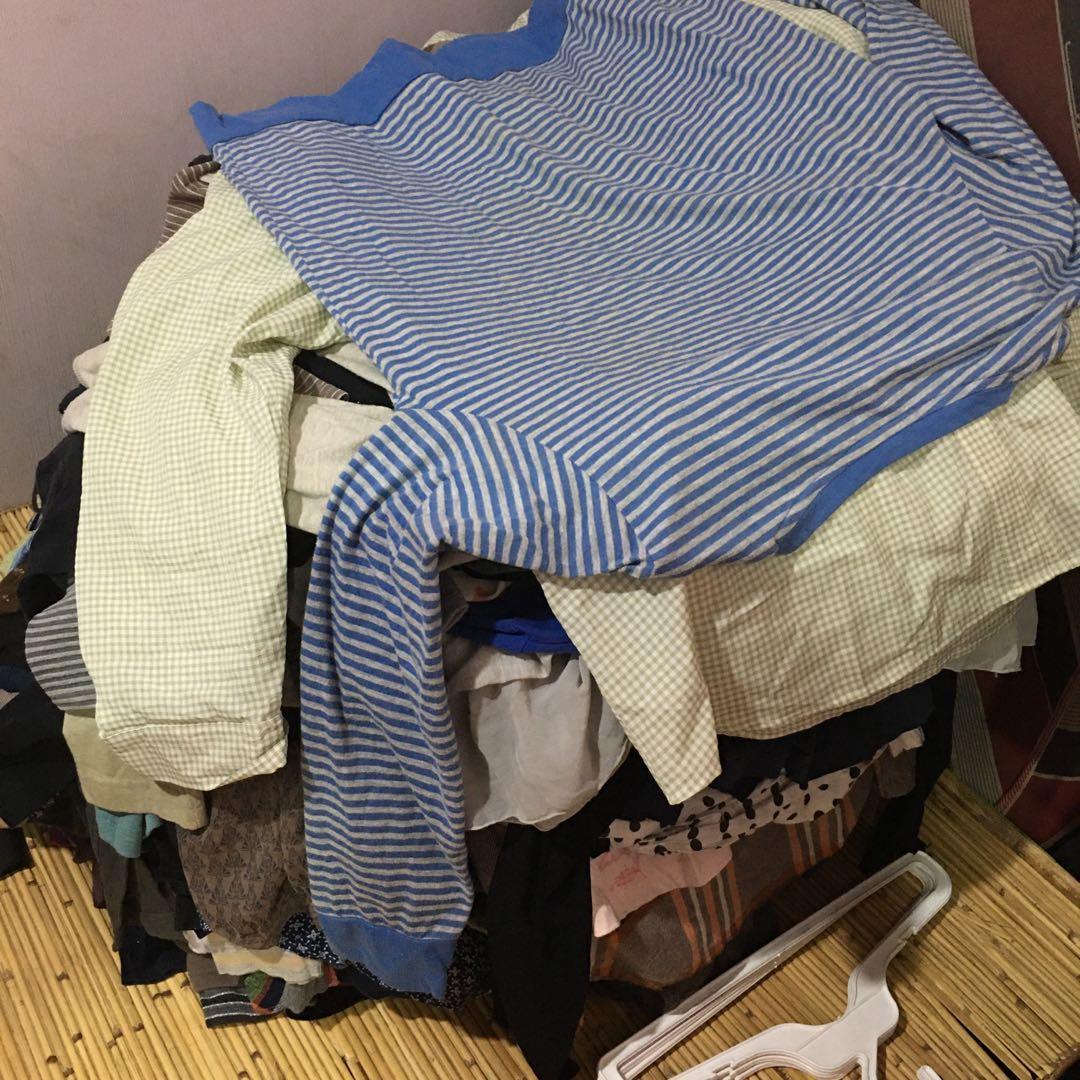 Jualan Borong Bundle Pakaian Wanita Terpakai Women S Fashion Clothes Others On Carousell