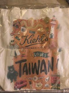 Kiehl's 帆布袋 購物袋