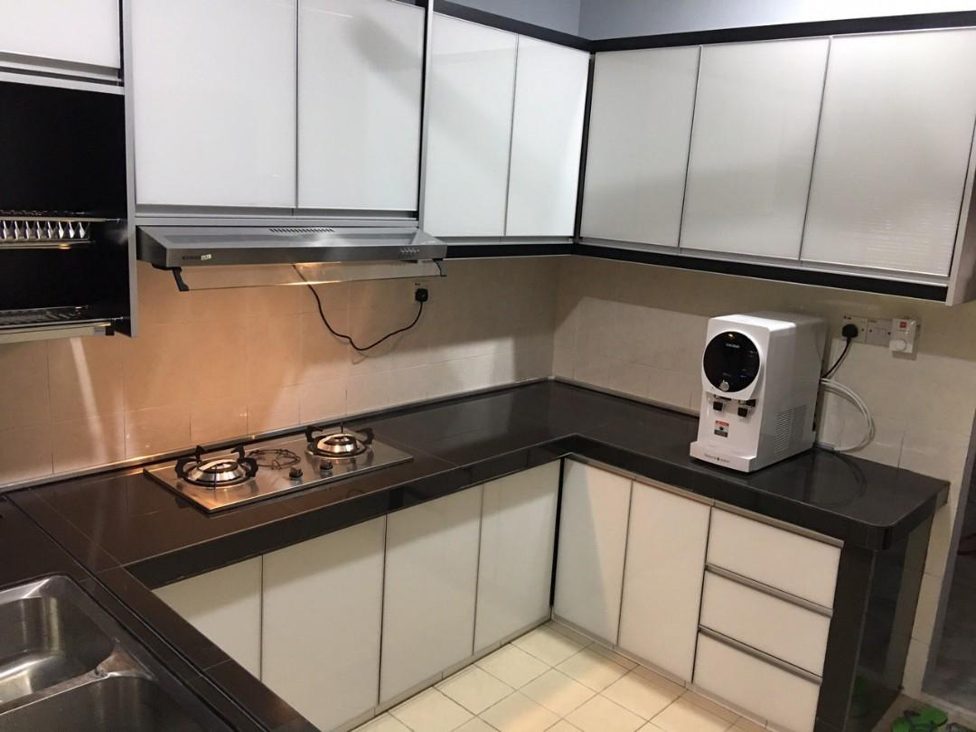 Kitchen Cabinet Kitchen Maxima Kabinet Dapur Home Furniture Others On Carousell