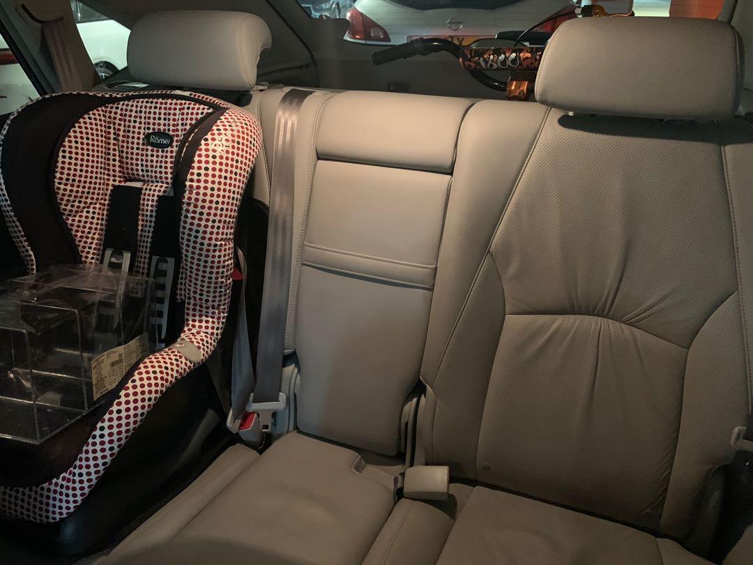 Lexus RX350 (A)