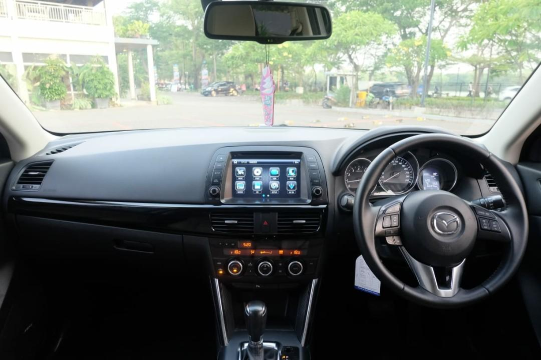 Mazda CX5 2.5 Skyactive Touring Matic Sunroof BOSE Tahun 2015
