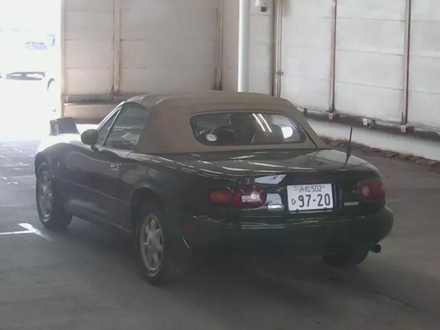 Mazda roadster v special na6ce Manual