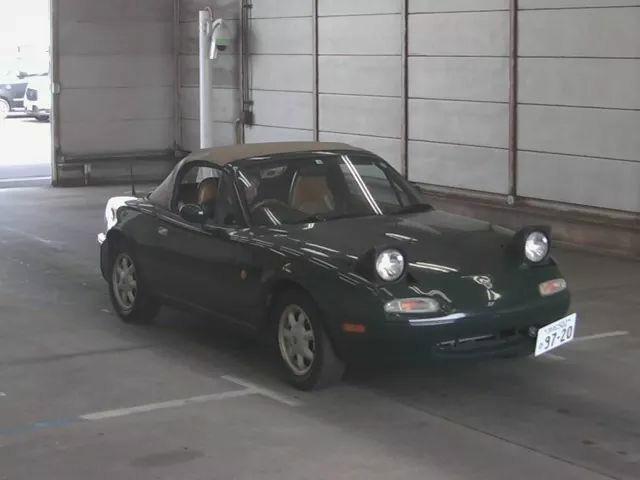 Mazda roadster v special na6ce Manual