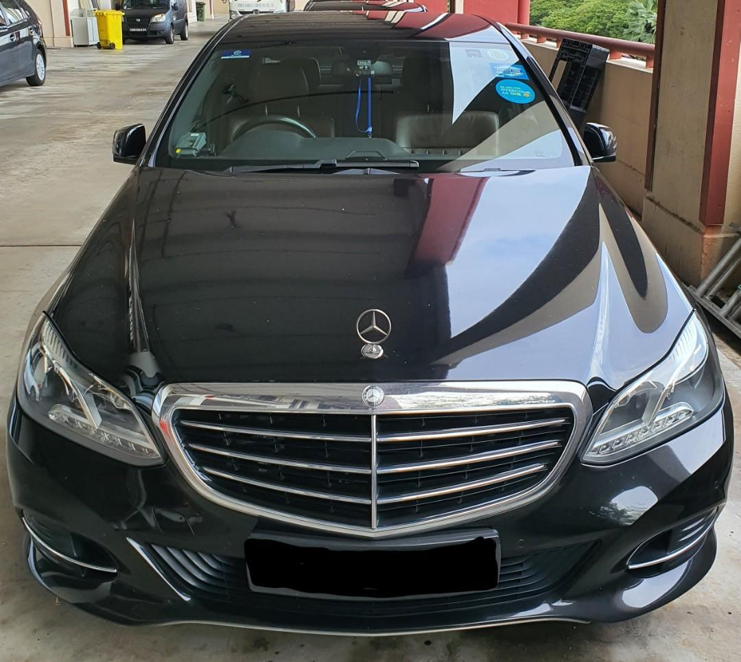 Mercedes Benz E250 Diesel (LONG Term PHV/Personal Leasing only)