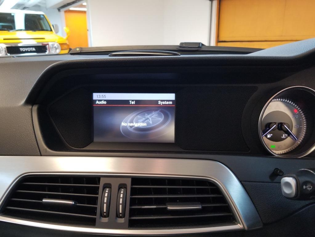 Mercedes-Benz C200 AMG Line (A)