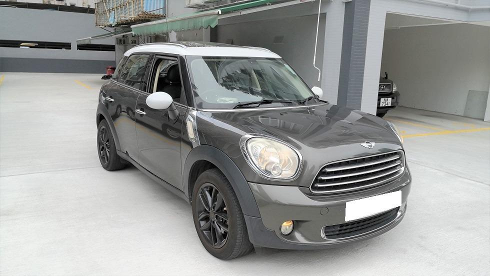 MINI Cooper 1.6 Countryman Auto