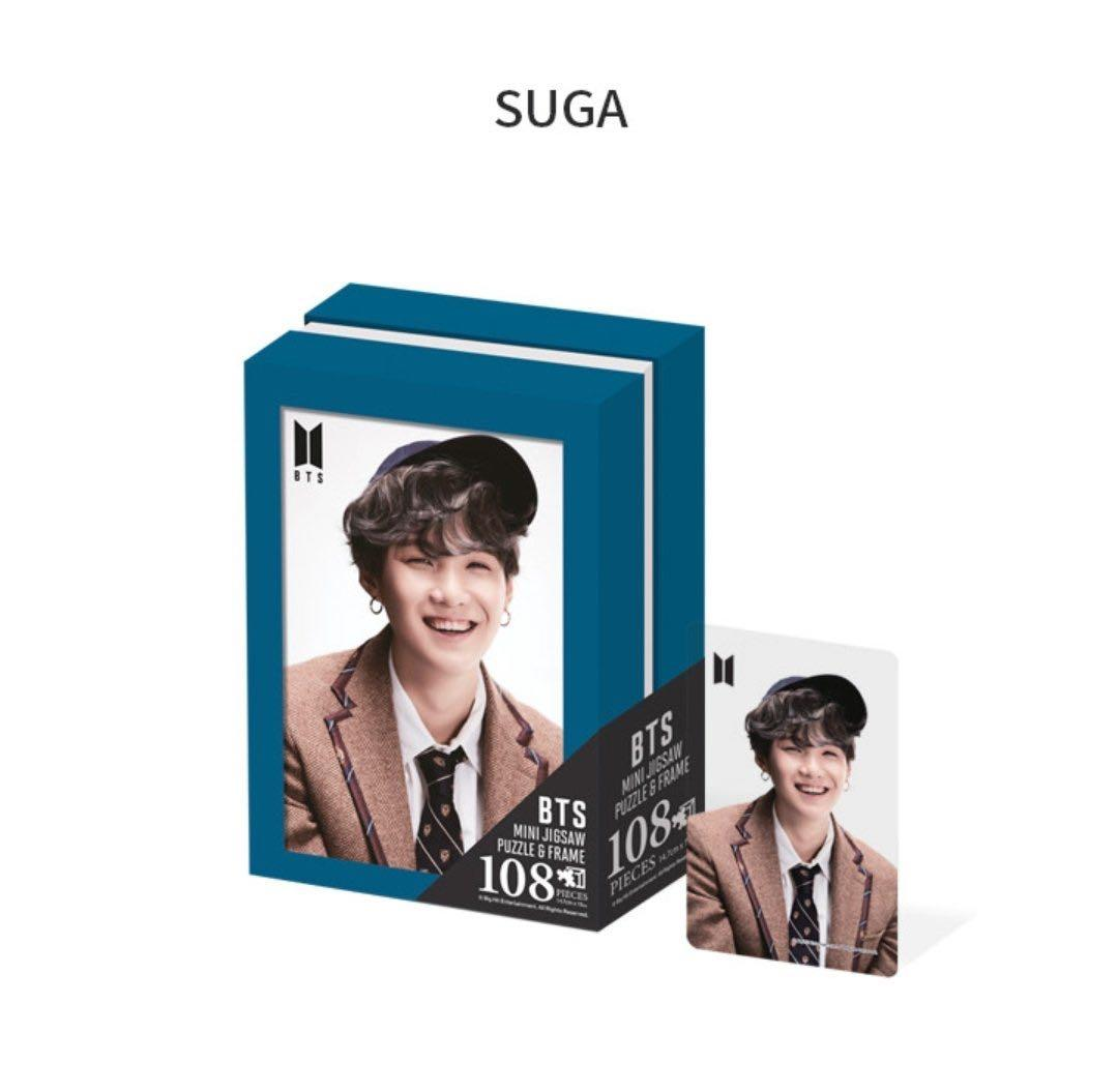 ONE-OFF PAYMENT - BTS JIGSAW PUZZLE OFFICIAL MERCHANDISE