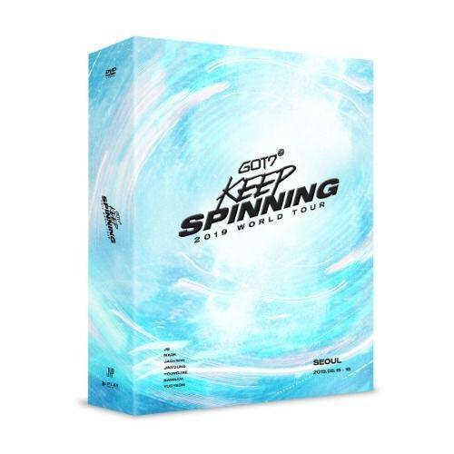 """[PO] GOT7 2019 World Tour """"Keep Spinning"""" in Seoul"""
