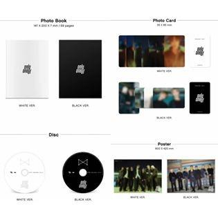 [Pre-order] ONLYONEOF ALBUM 专辑 - PRODUCED BY [] PART 1
