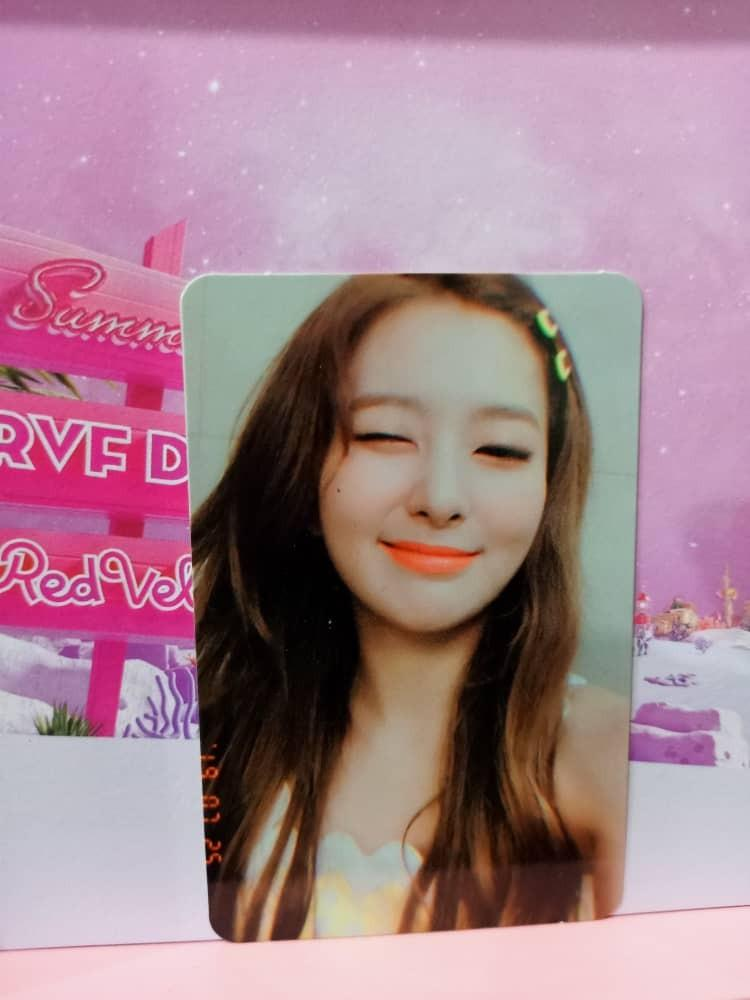 [WTS] Red Velvet ; The Reve Festival : Day 2 ( Day 2 Version)