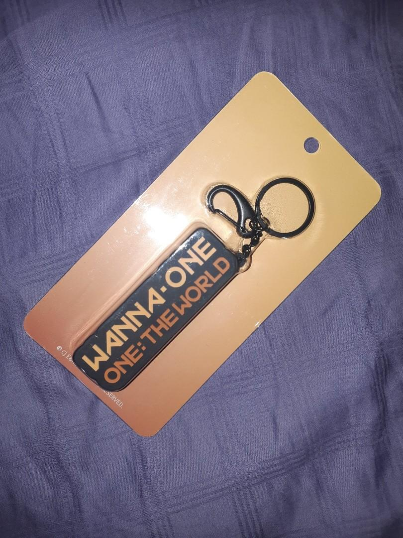 [Sell] Official Wanna One:The World Voice Keyring(Lai Kuanlin)