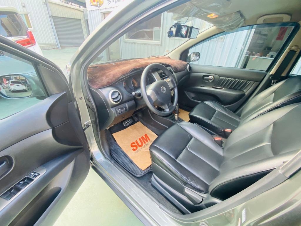 【SUM尼克汽車】2012 Nissan Livina 1.6L