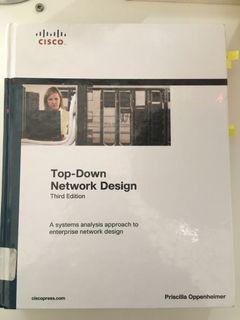 Top down network design and computer science illuminated