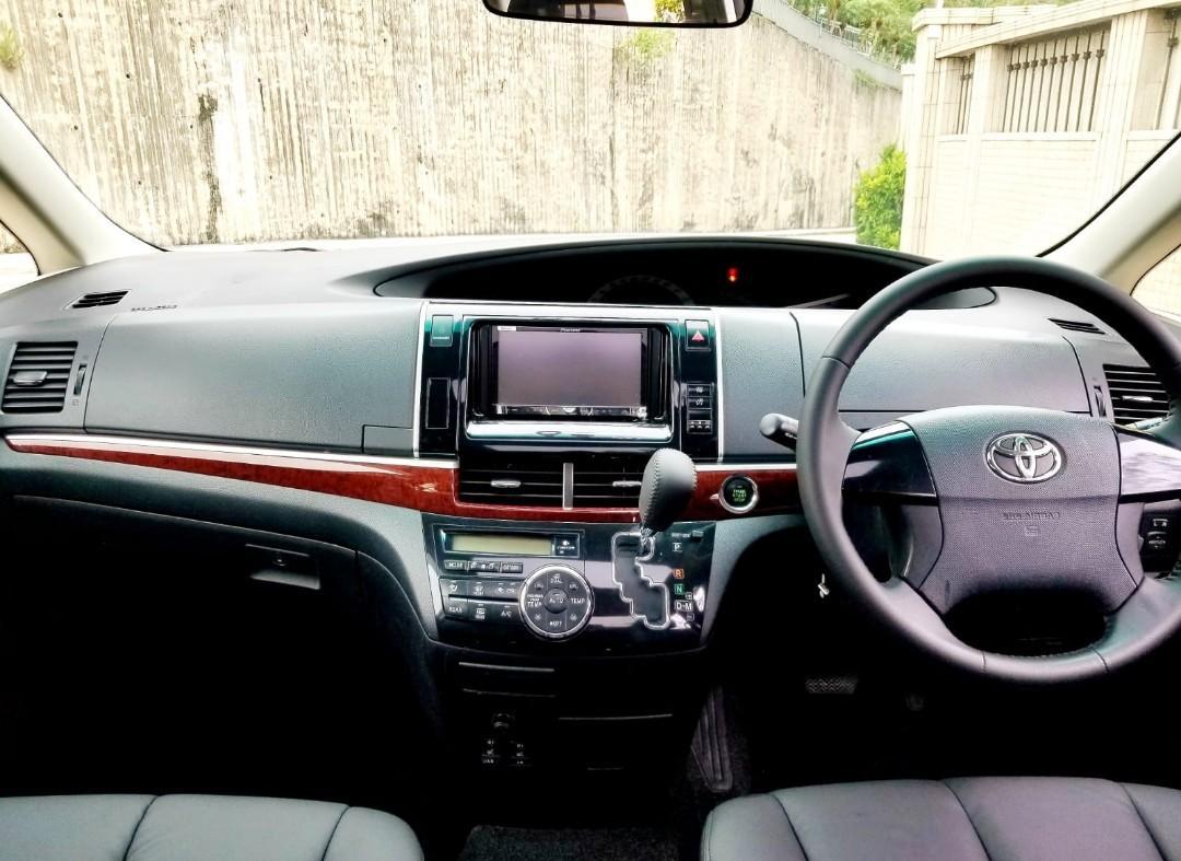 Toyota 2012 Toyota  Previa Deluxe 2012 Toyota  Previa Deluxe Auto