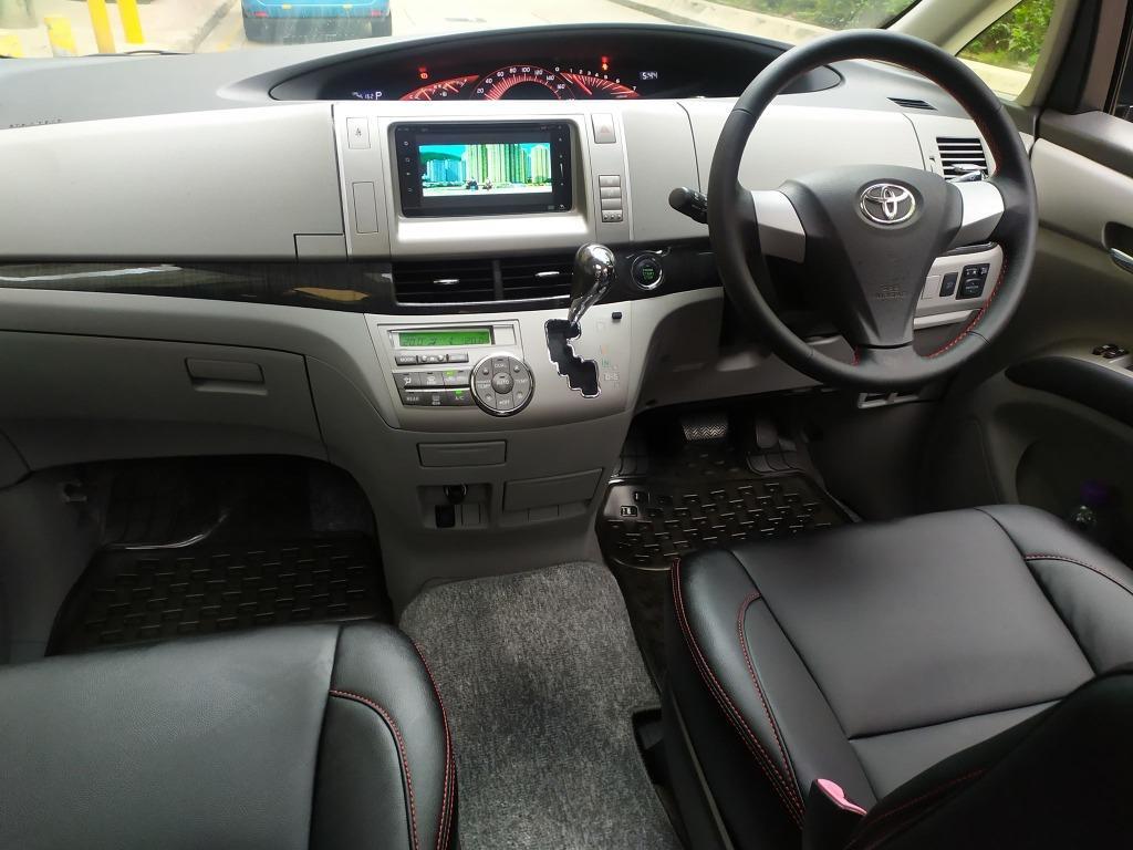 Toyota Estima 3.5 G (A)