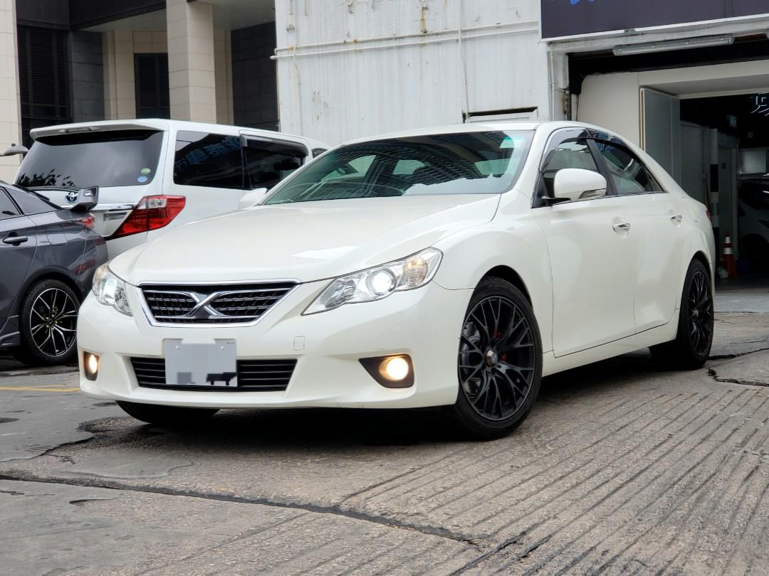 Toyota Mark X G (A)