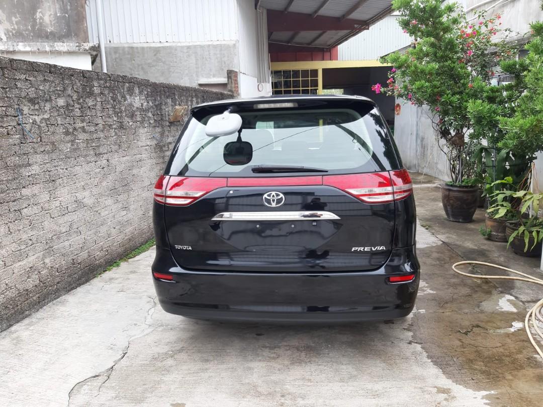 Toyota Previa 8 seats Auto