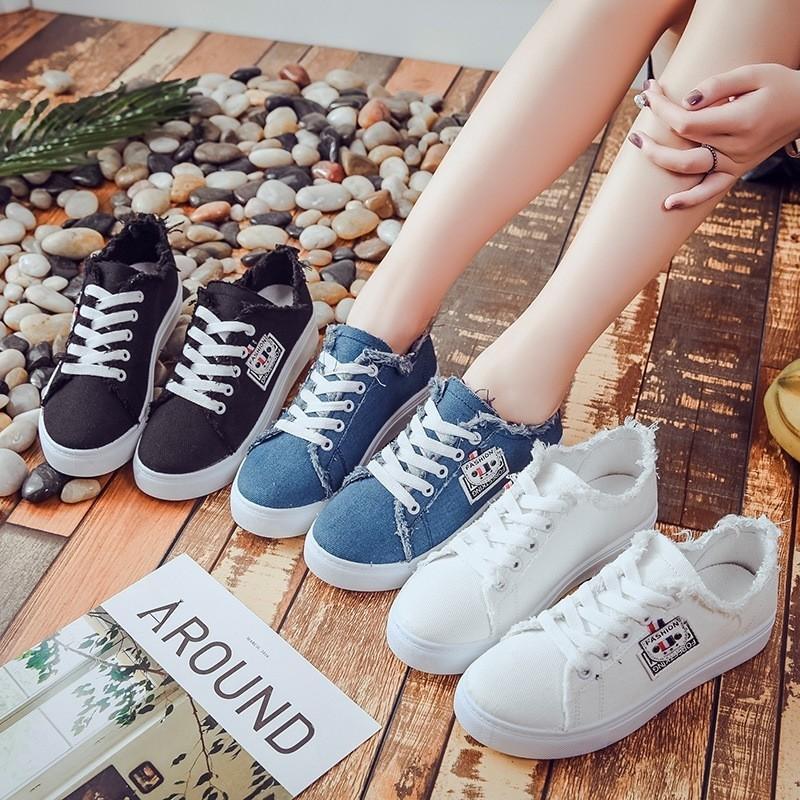 Women Casual Lace Up Shoes, Women's
