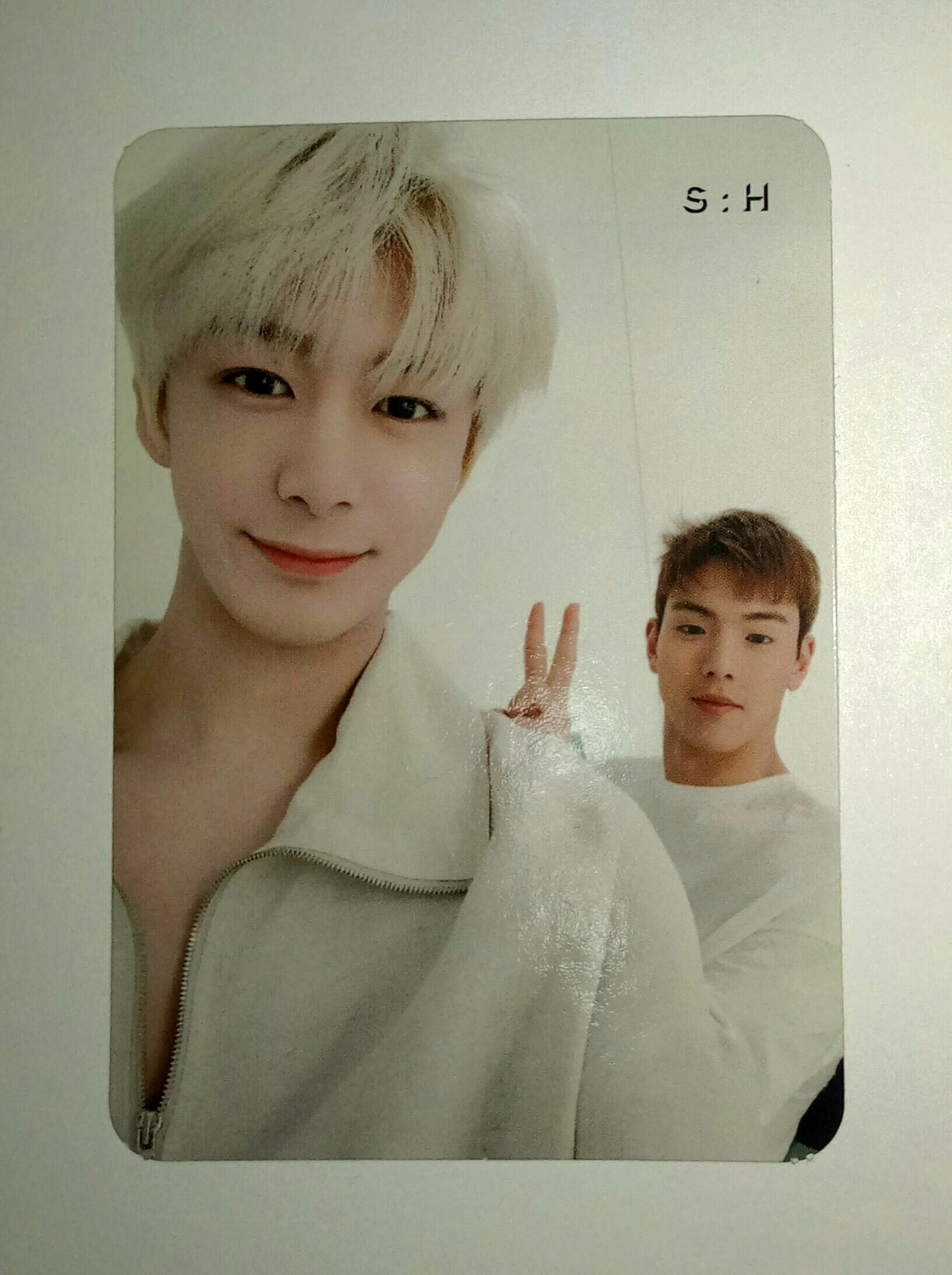 WTS MONSTA X UNIT PC - SHOWNU HYUNGWON WE ARE HERE