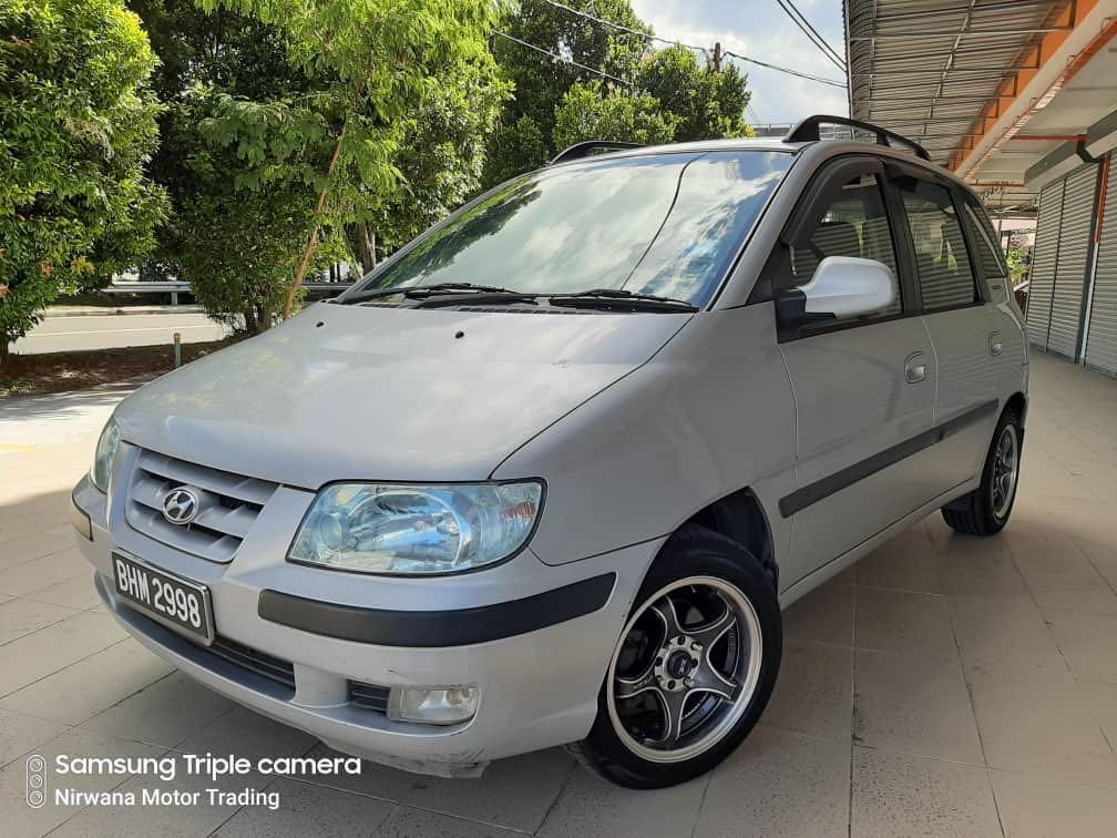 WTS-Hyundai Matrix 1.6 Auto 2005 Tip top Condition