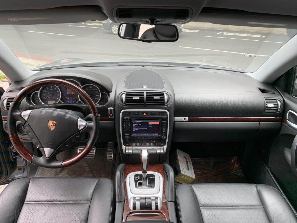 2005 保時捷Porsche Cayennes 凱燕 里程僅跑3萬! 前老闆座車 車庫車 還有新車味~
