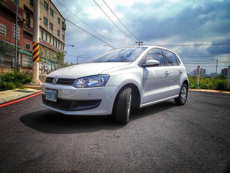 2012 Volkswagen Polo 1.4 白