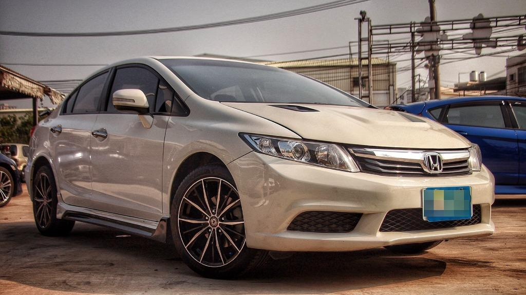 2014 Honda Civiv K14 1.8 白