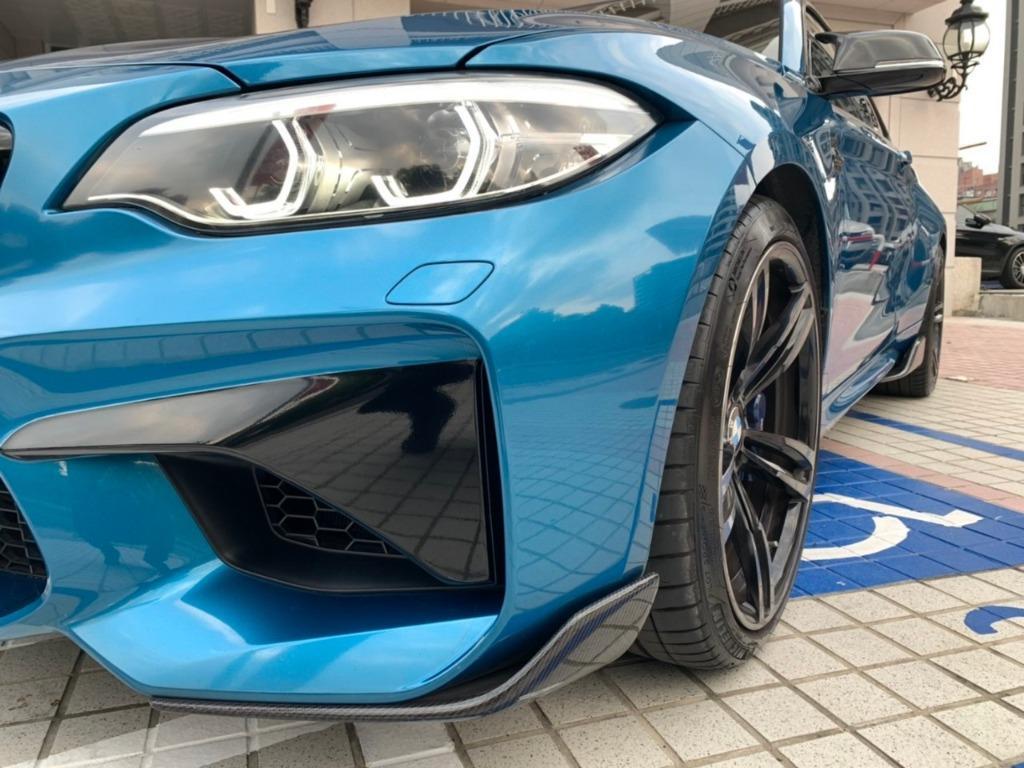 2017年 BMW M2 Coupe performace