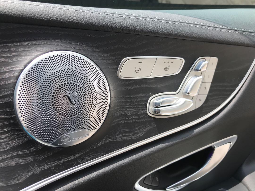 2017 Mercedes-Benz E300 2.0 Coupé AMG Premium Plus