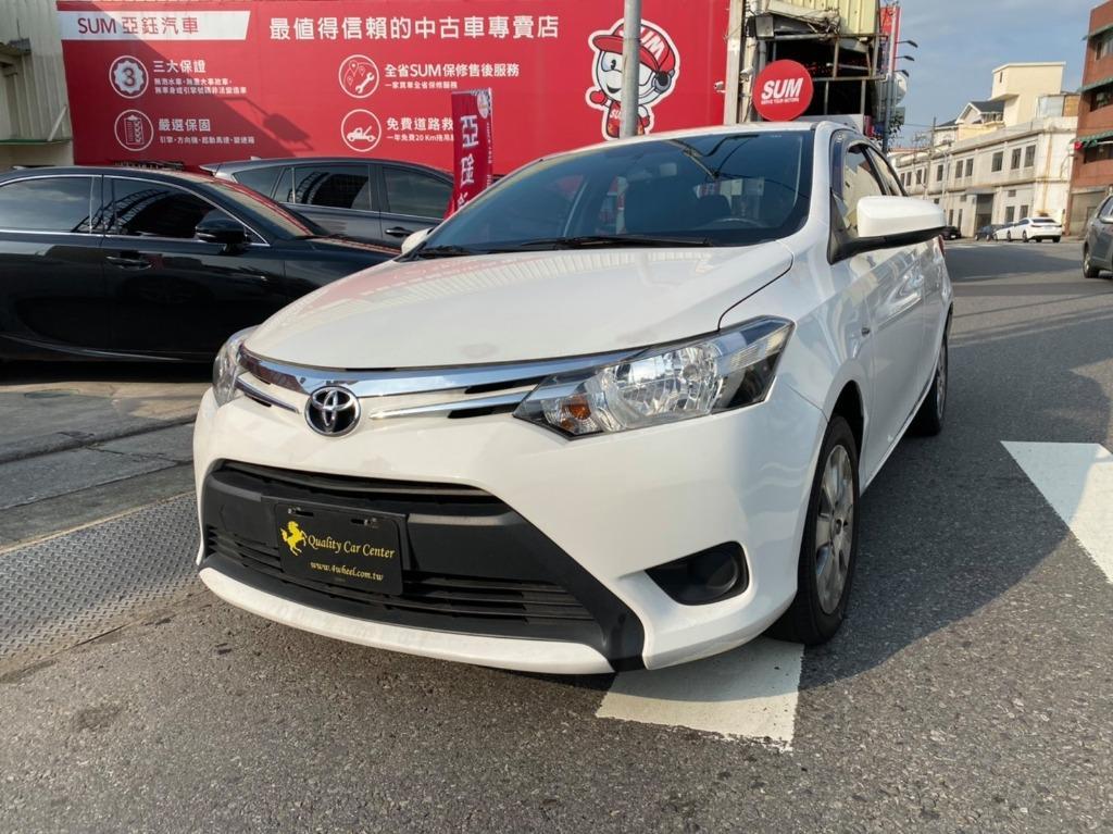 實車在店🔥 2016 年 VIOS 1.5 賞車議價