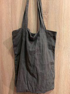 [二手] 正韓簡約設計帆布袋#大地