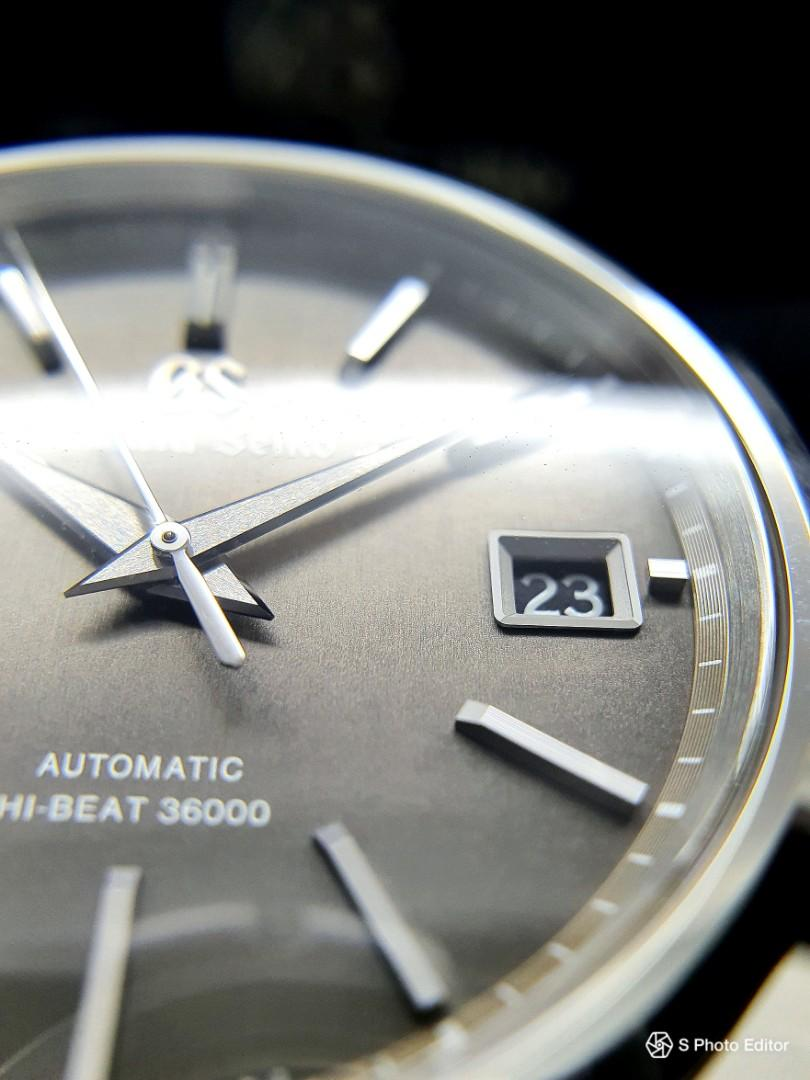 * FREE DELIVERY * Brand New 100% Authentic Grand Seiko 2020 Novelty Men's Automatic Dress Watch SBGH279 Hi-Beat