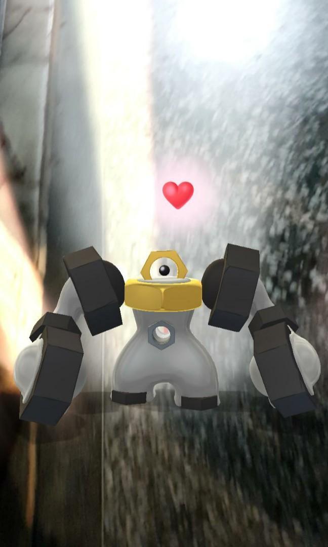 台北新莊面交 pokemon go 寶可夢 美錄坦 美錄梅塔 神秘盒子 黑盒子 switch 動物之森 動森 大頭菜