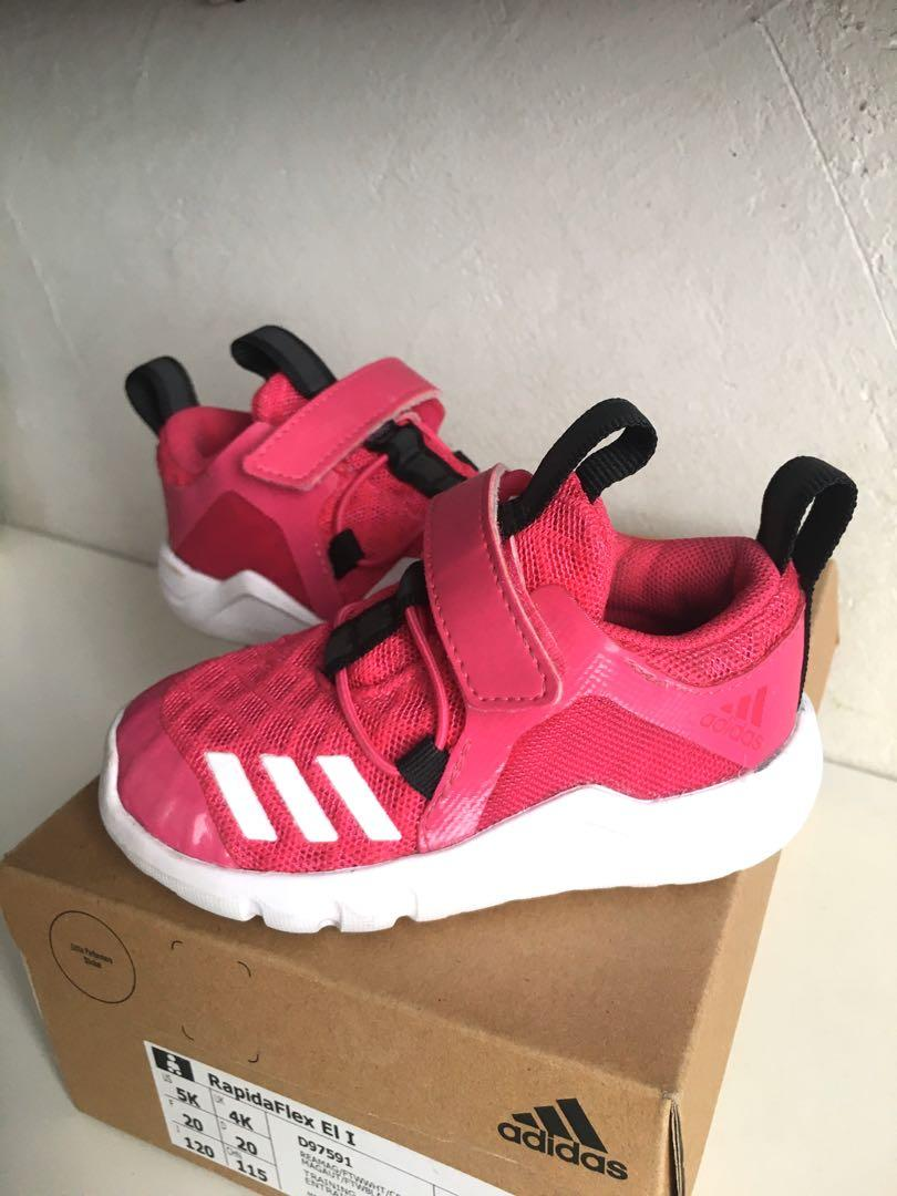 rubber shoes for girls adidas