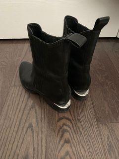 Alexander Wang High Anouck boots