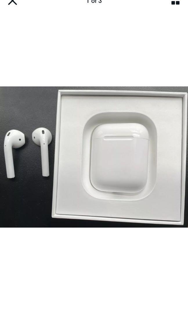 Apple AirPods 2nd Gen Full Set