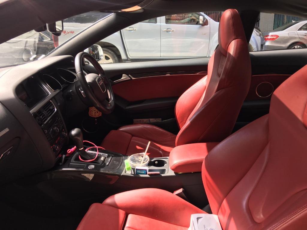 Audi S5  COUPE 4.2 QUATTRO Auto