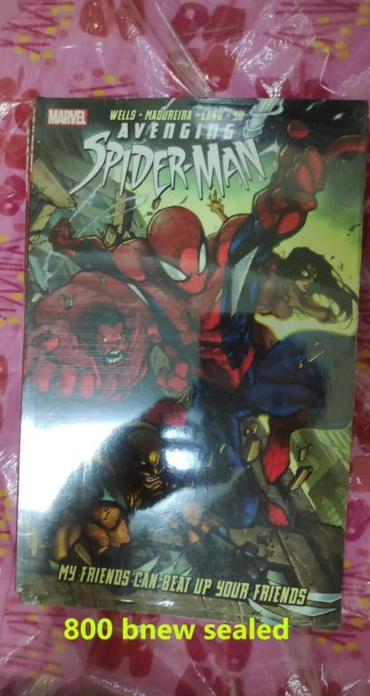 Avenging Spider-Man: My Friends Can Beat Up Your Friends TPB (2012 Marvel) #1-1ST