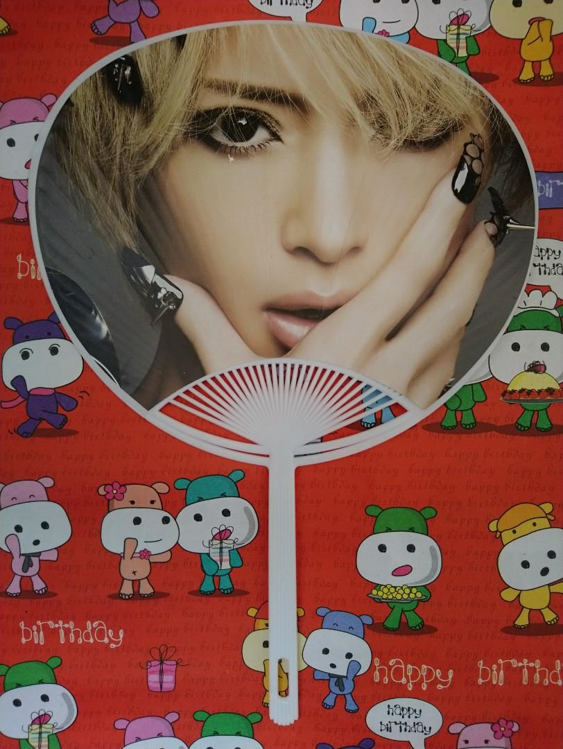 JAPAN SINGER-AYUMI HAMASAKI(滨崎步)/FIVE-team ayu promo souvenir(Japan limited edition绝版)