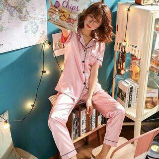 BEST SELLER! Instagramble Sleepwear Set
