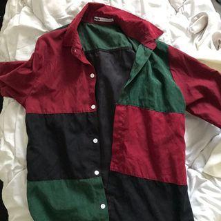 Big aas shirt I wear as outerwear