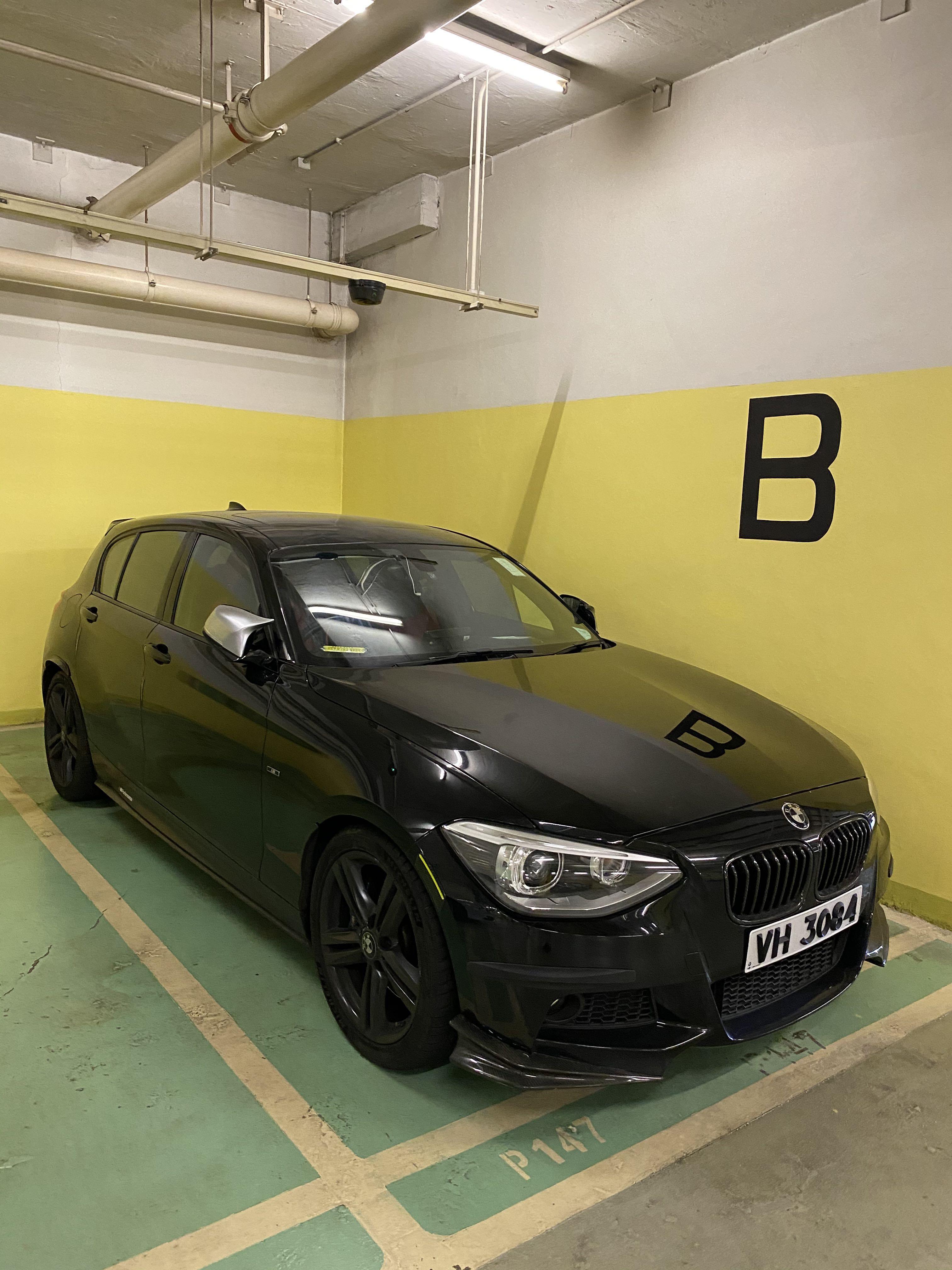 BMW 118i M-Sport (A)