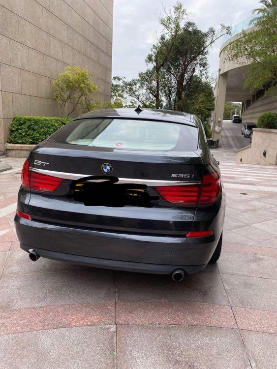 BMW 535i Gran Turismo Luxury Auto