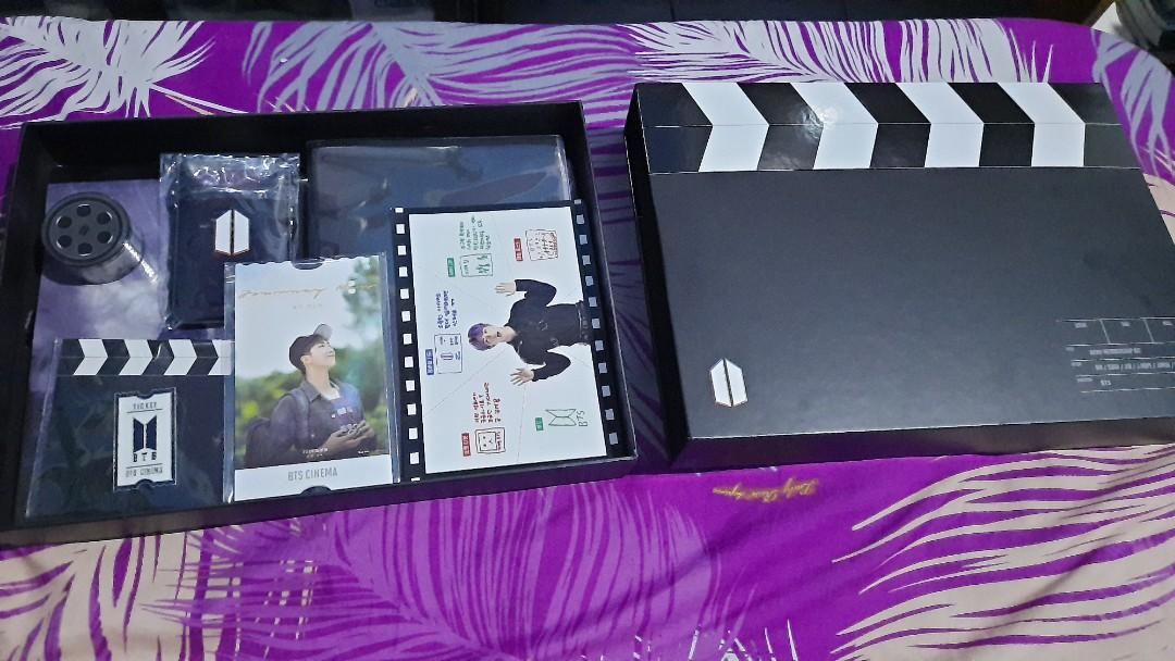 BTS Army Zip 6th full set unsealed #thr2020  #hariraya50