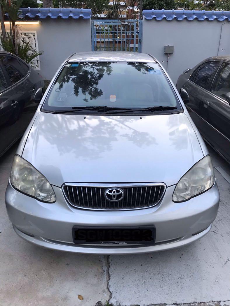 Car Rental ~ Weekly from $250 onward ! WA 81448822/81450033