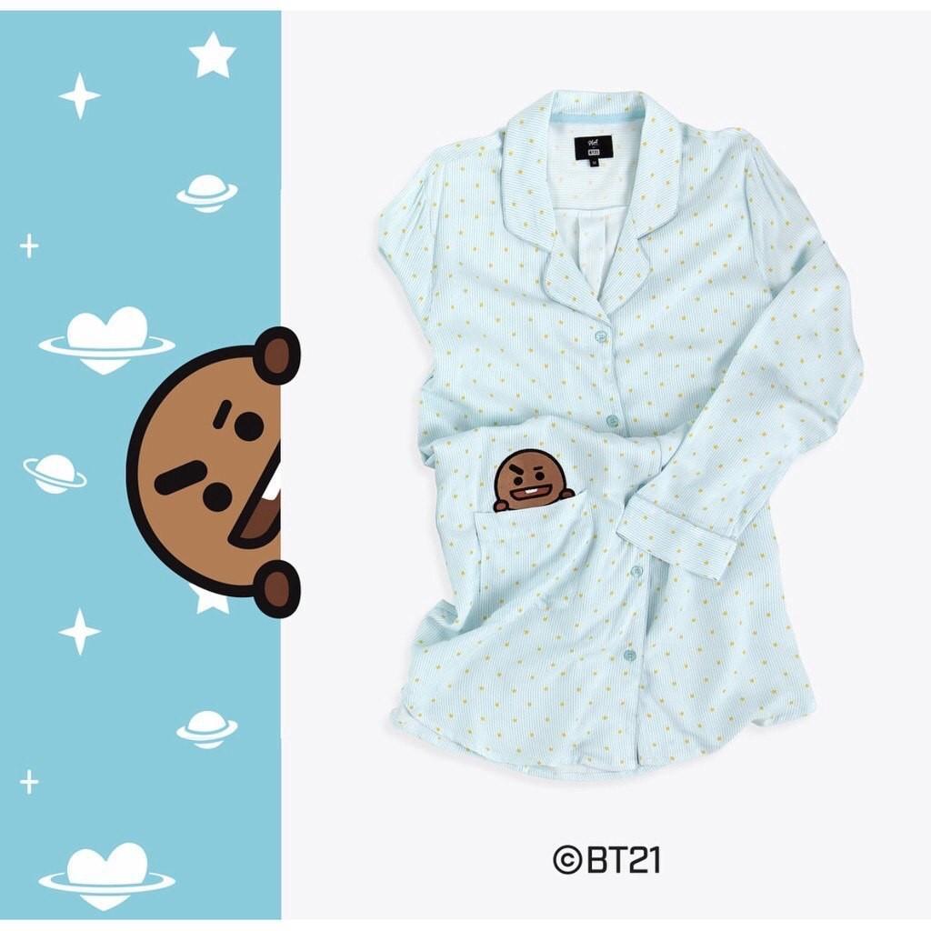 #CarousellBelanja 🌼OFFICIAL BT21 X HUNT Pajama Sleepwear