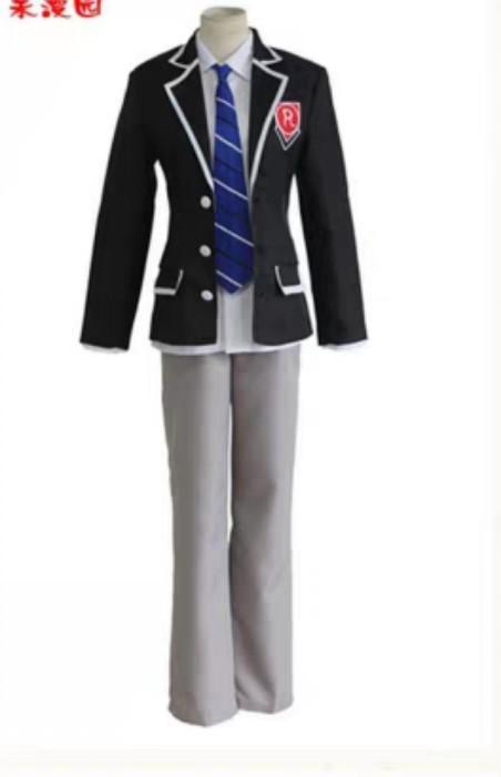 Date A live shido itsuka cosplay school uniform约会大作战 五河士道